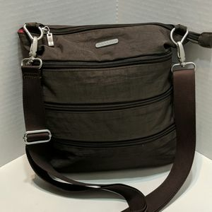 Brown Baggallini Crossbody Great for Travel